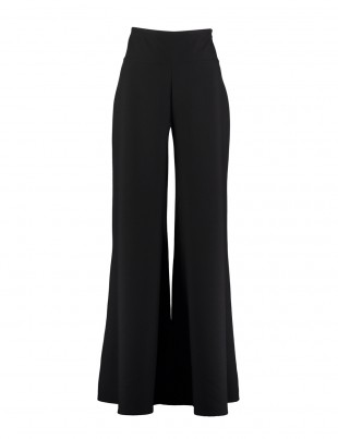 Eleonore palazzo trousers - front