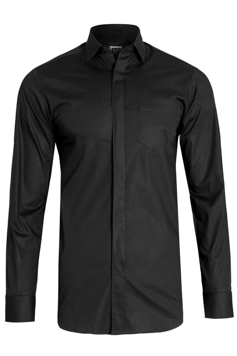 Edward shirt - Black Dress Code Ltd