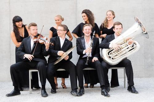 Save Euyo European Union Youth Orchestra Black Dress Code Ltd