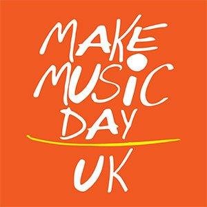 Make Music Day logo