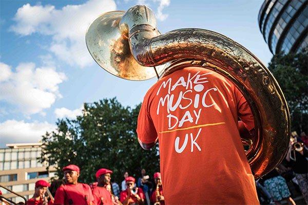 Make Music Day 2019