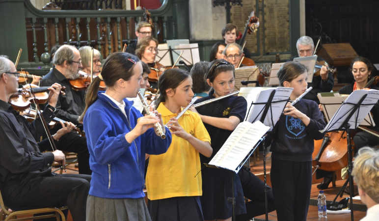 Nonsuch Orchestra